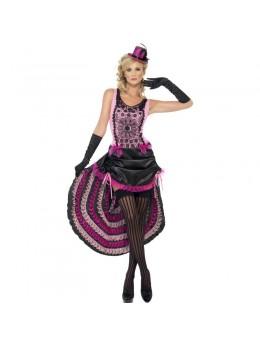 déguisement cabaret rose