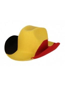 chapeau feutre Belgique