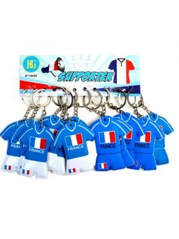 Porte clé maillot France