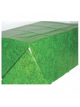 nappe plastique pelouse