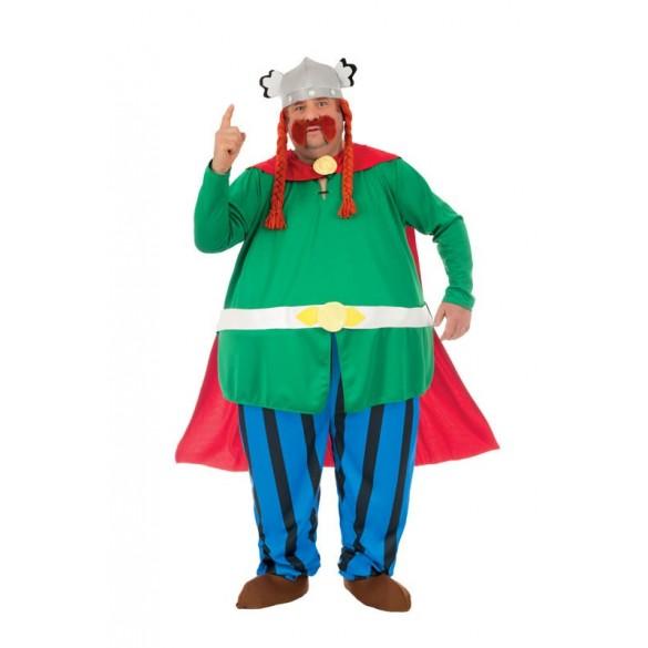 Déguisement Abraracourcix chef gaulois