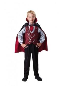 Déguisement vampire aristocrate garçon