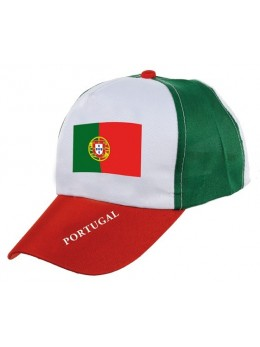 casquette supporter Portugal