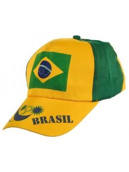 casquette supporter Brésil