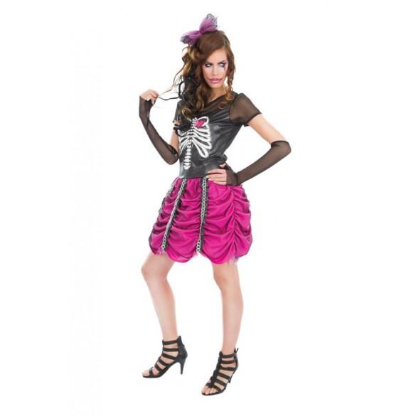 déguisement punk beauty