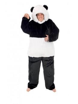 Déguisement gros panda Luxe