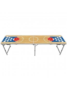 Table beer pong basket