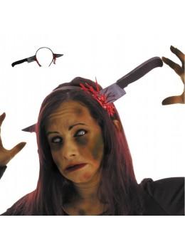 serre tête couteau