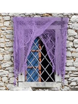 rideau d'épouvante déco Halloween