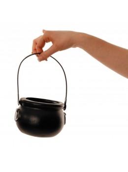 accessoire chaudron noir