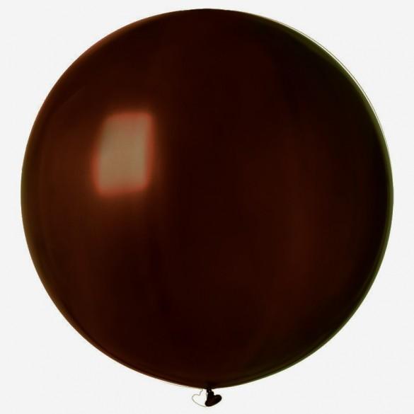 Ballon 1m chocolat
