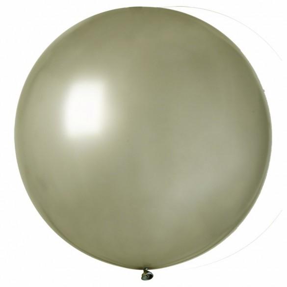 Ballon 1m taupe (almond)
