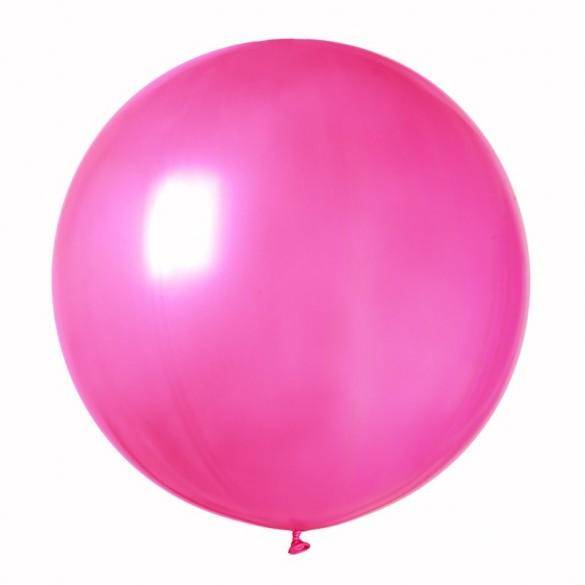 Ballon 1m fuchsia