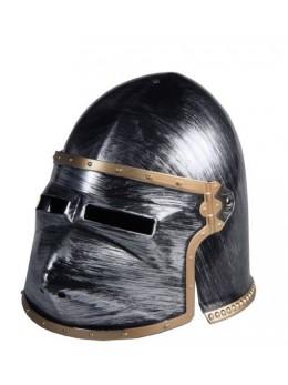 casque chevalier adulte avec visière