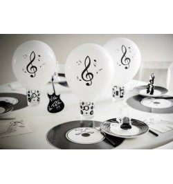 set de table musique