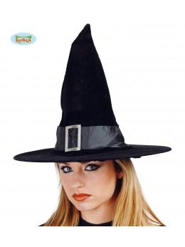 chapeau sorcier noir