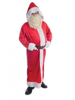 Déguisement père Noël européen éco