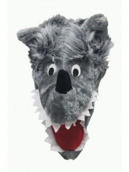 Chapeau loup enfant