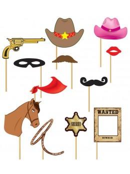 kit photobooth western