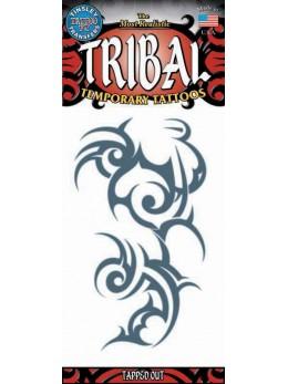 tatouage temporaire motif tribal