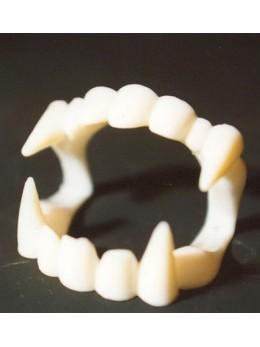dentier vampire plastique