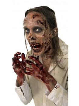 sang de zombie