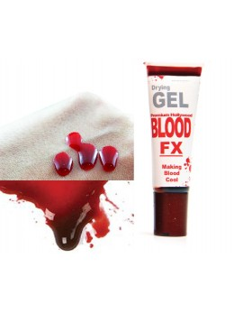 sang en gel