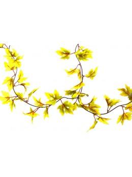 Guirlande de feuilles d'érable 1m80