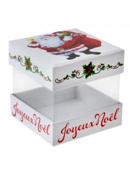4 boîtes Joyeux Noël