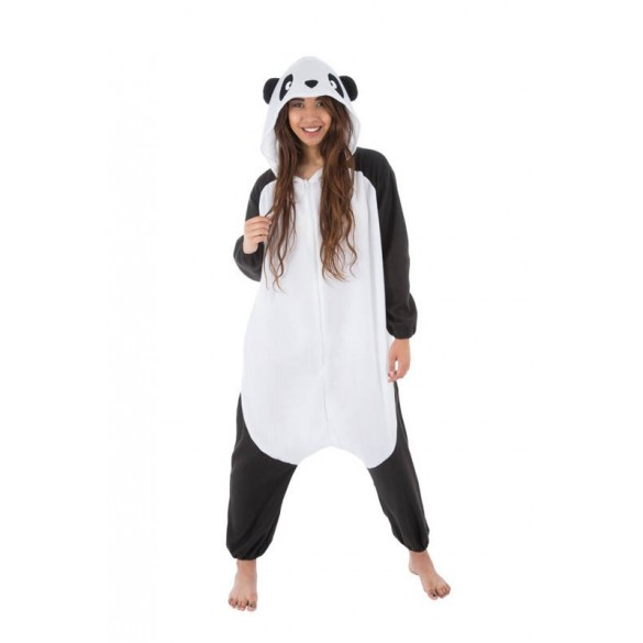 d guisement cosplay kigurumi panda pyjama fantaisiste pour femme pas cher. Black Bedroom Furniture Sets. Home Design Ideas
