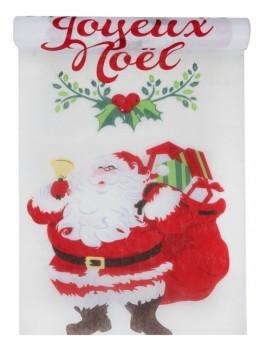 "Chemin de table ""Joyeux Noël"""