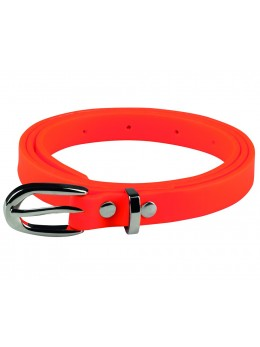 ceinture orange fluo