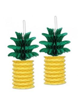 déco lampion ananas