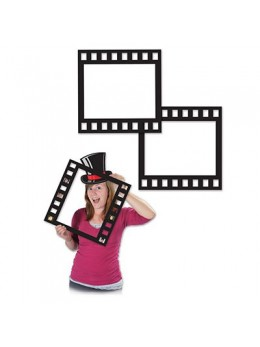 Cadre photobooth cinéma