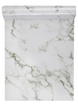 Chemin de table motif marbre