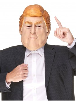 Masque latex adulte humoristique Donald
