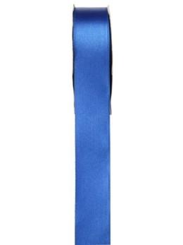 25m Ruban satin bleu
