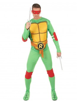 déguisement tortue ninja raphael