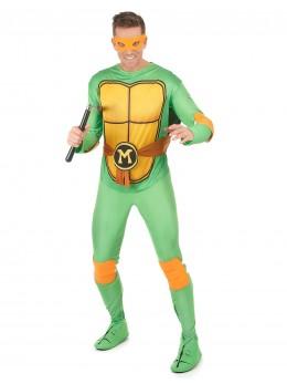 déguisement tortue ninja michelangelo