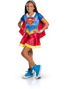 Déguisement Super Girl enfant