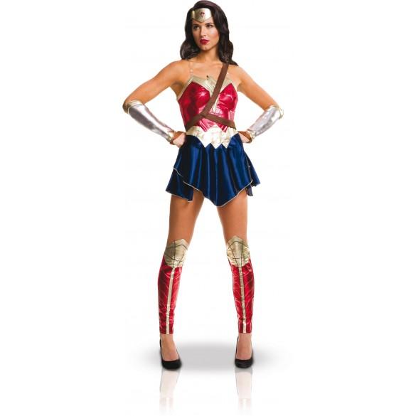 Déguisement Wonder Woman movie femme