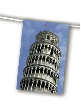 Guirlande thème Italie Pise