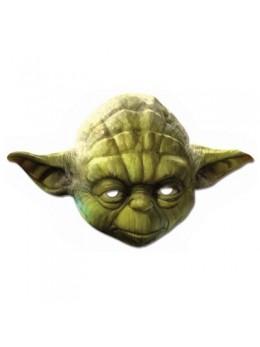 Masque carton Yoda