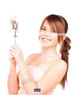10 cierges magiques chiffre 1