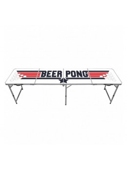 Table beer pong top gun