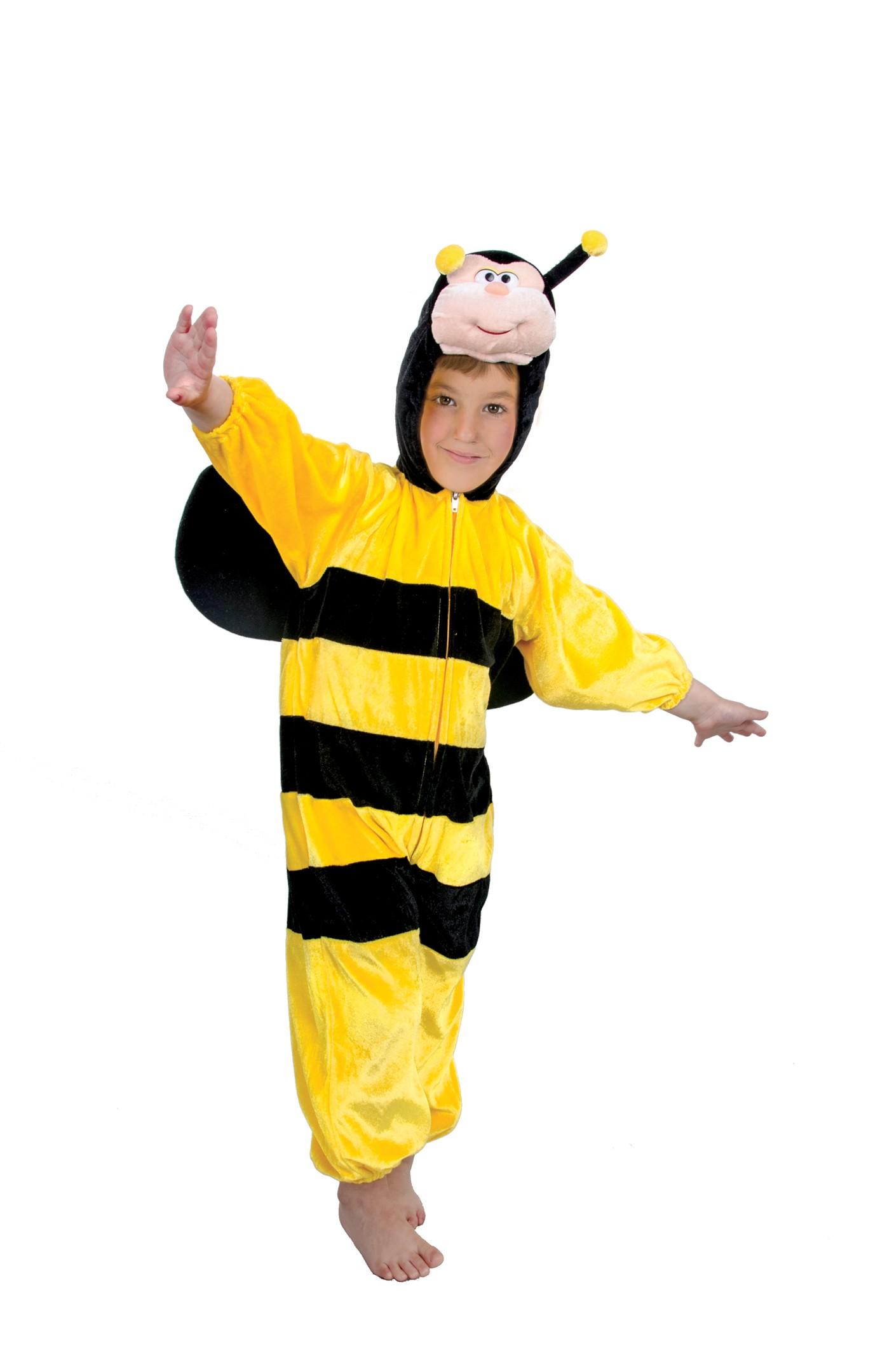 Déguisement peluche abeille enfant   Fêtes en folie 30987f59bc00