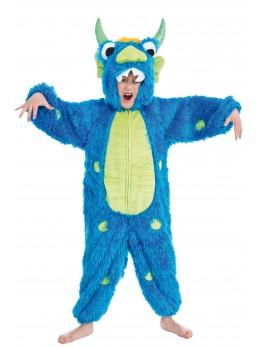 déguisement monstre bleu enfant