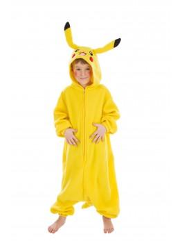 Déguisement animal manga jaune enfant