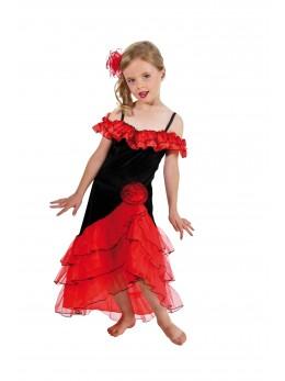déguisement espagnole enfant