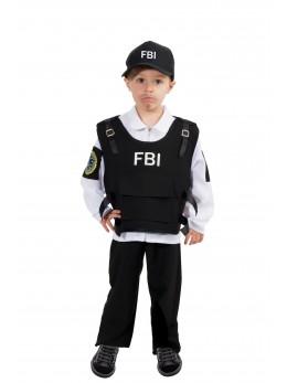 déguisement policier swat enfant